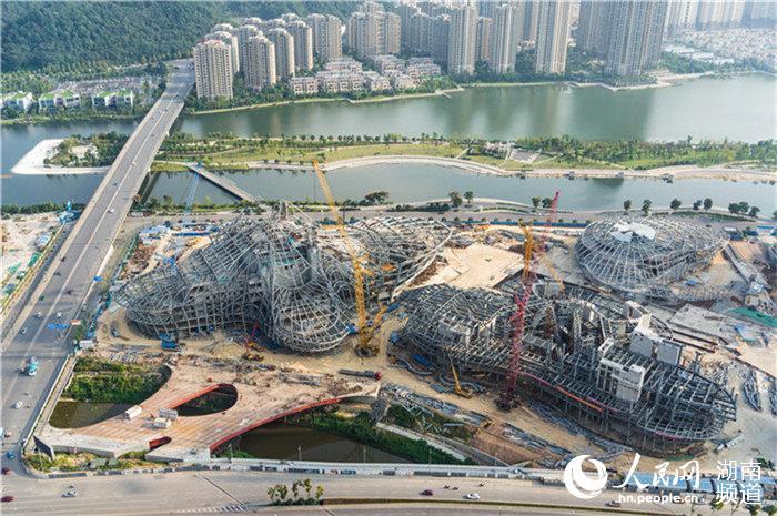 人体摄影艺术阴部全景图_梅溪湖国际文化艺术中心全景图